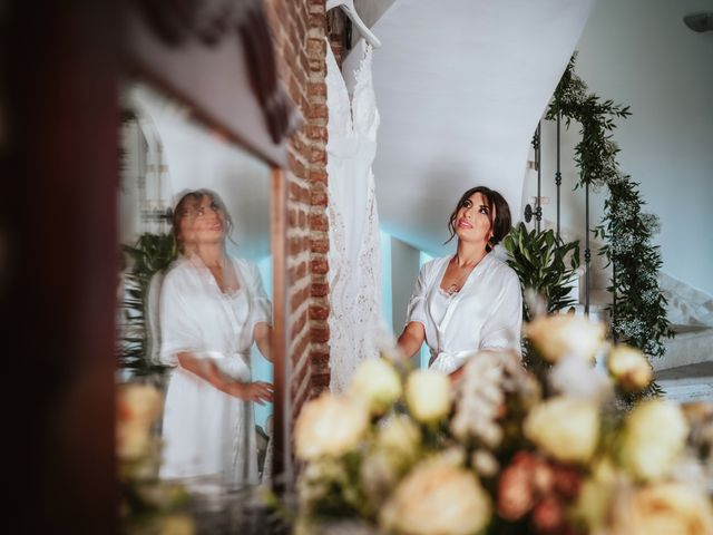 Il matrimonio di Georgia e Vincenzo a Caserta, Caserta 10