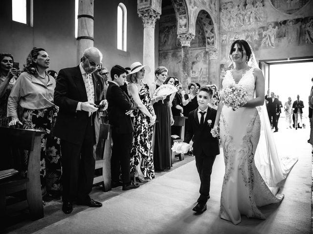 Il matrimonio di Georgia e Vincenzo a Caserta, Caserta 16