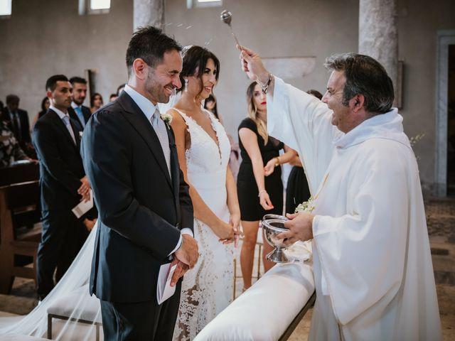 Il matrimonio di Georgia e Vincenzo a Caserta, Caserta 17