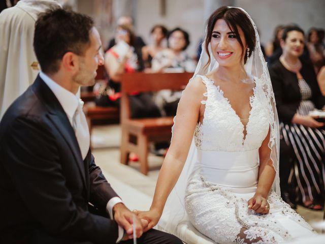 Il matrimonio di Georgia e Vincenzo a Caserta, Caserta 19