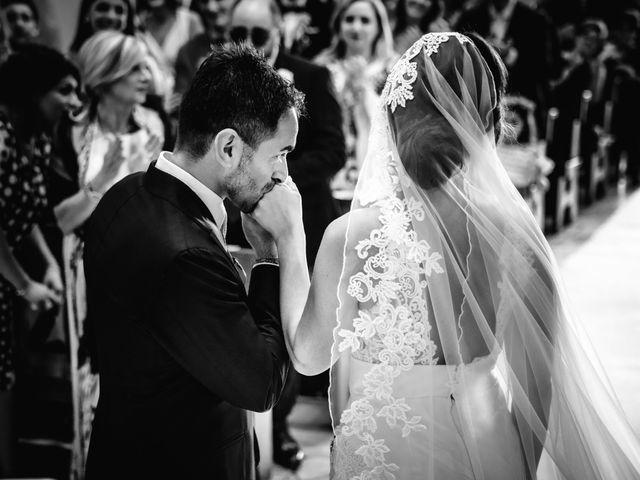 Il matrimonio di Georgia e Vincenzo a Caserta, Caserta 22
