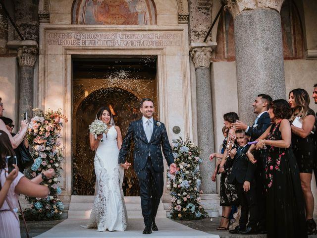 Il matrimonio di Georgia e Vincenzo a Caserta, Caserta 23