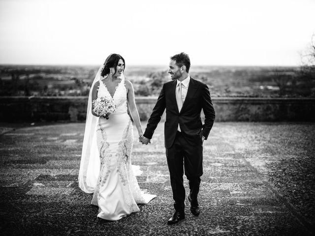 Il matrimonio di Georgia e Vincenzo a Caserta, Caserta 26