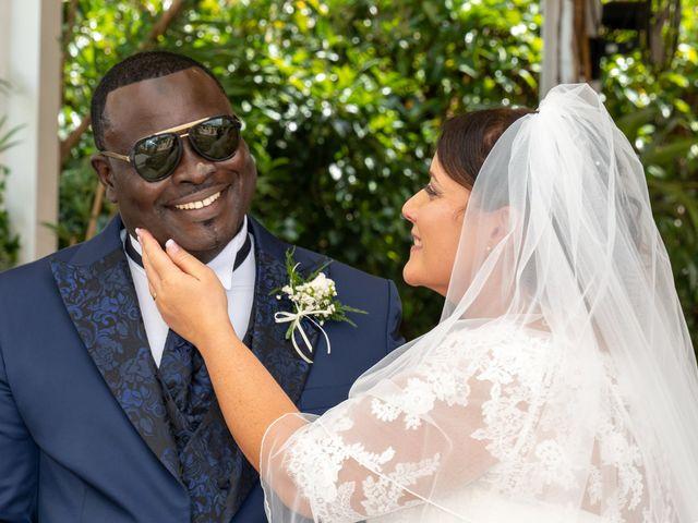 Le nozze di Waly e Giovanna