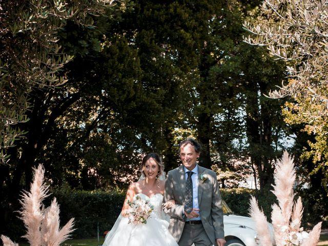 Il matrimonio di Antonio e Alessandra a Lazise, Verona 11