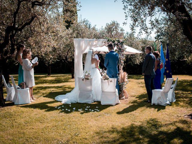 Il matrimonio di Antonio e Alessandra a Lazise, Verona 14