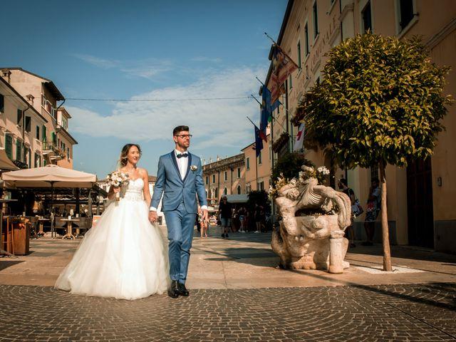 Il matrimonio di Antonio e Alessandra a Lazise, Verona 19