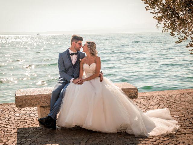 Il matrimonio di Antonio e Alessandra a Lazise, Verona 21