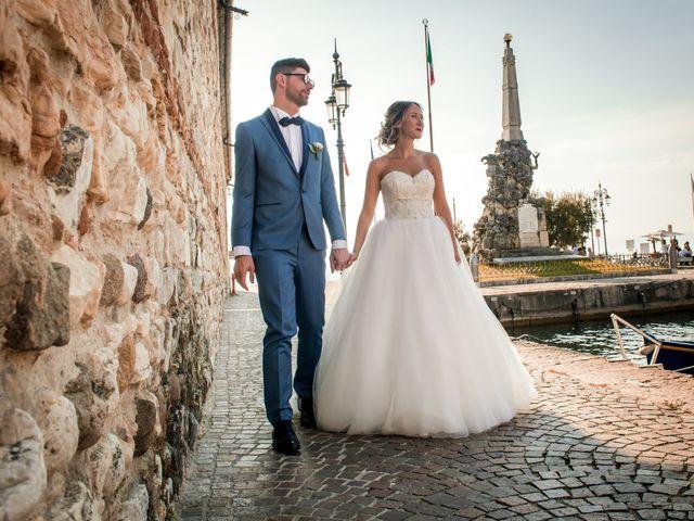 Il matrimonio di Antonio e Alessandra a Lazise, Verona 22