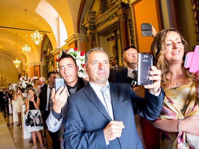 Il matrimonio di MANUEL e MARTINA a Norcia, Perugia 28