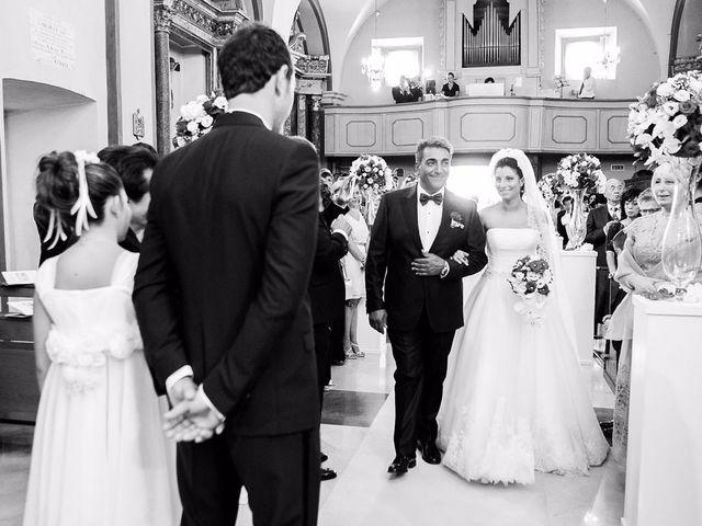 Il matrimonio di MANUEL e MARTINA a Norcia, Perugia 30