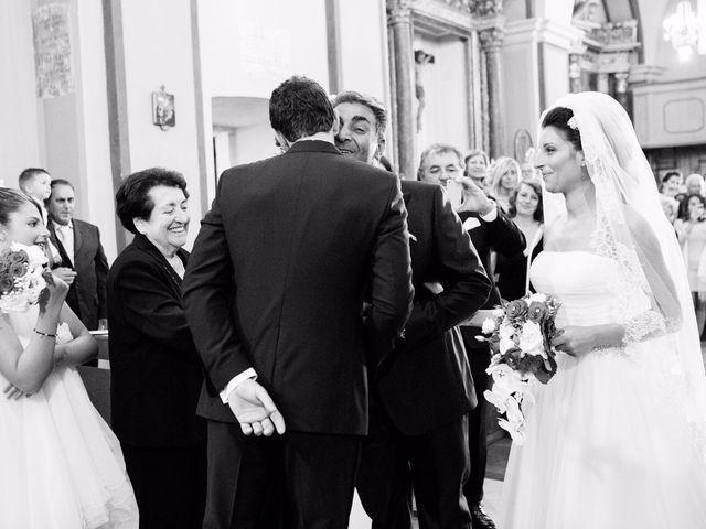 Il matrimonio di MANUEL e MARTINA a Norcia, Perugia 31