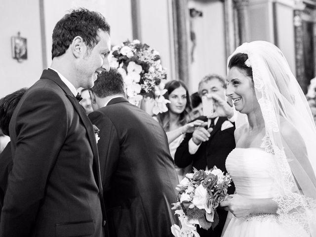 Il matrimonio di MANUEL e MARTINA a Norcia, Perugia 32