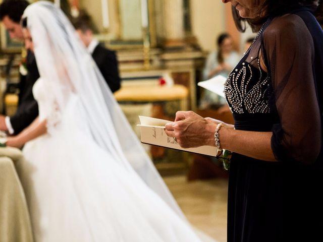 Il matrimonio di MANUEL e MARTINA a Norcia, Perugia 34