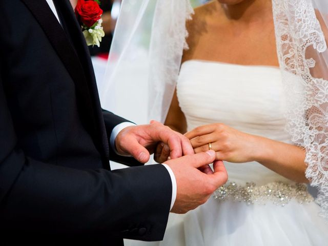 Il matrimonio di MANUEL e MARTINA a Norcia, Perugia 36