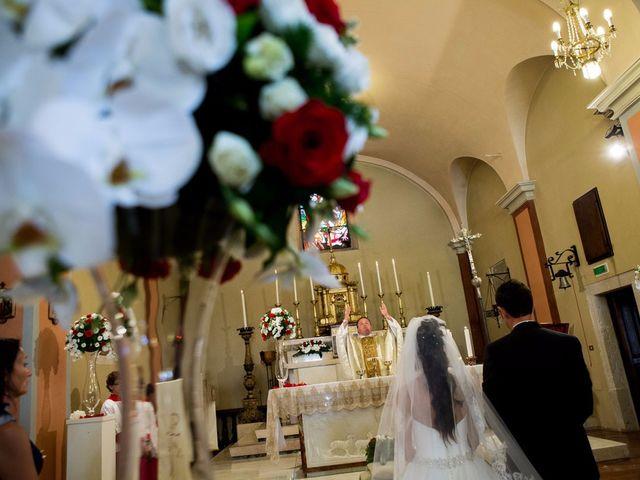 Il matrimonio di MANUEL e MARTINA a Norcia, Perugia 38