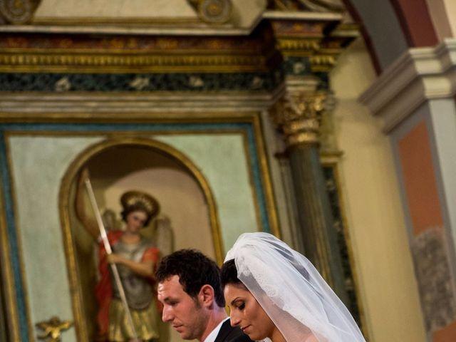 Il matrimonio di MANUEL e MARTINA a Norcia, Perugia 39