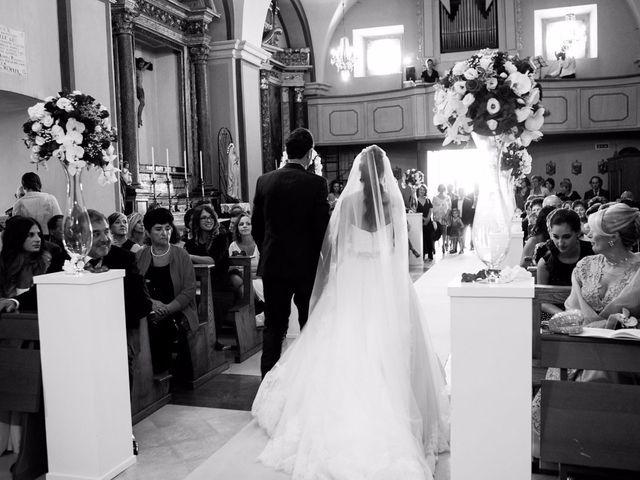 Il matrimonio di MANUEL e MARTINA a Norcia, Perugia 40