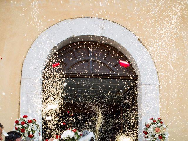 Il matrimonio di MANUEL e MARTINA a Norcia, Perugia 42