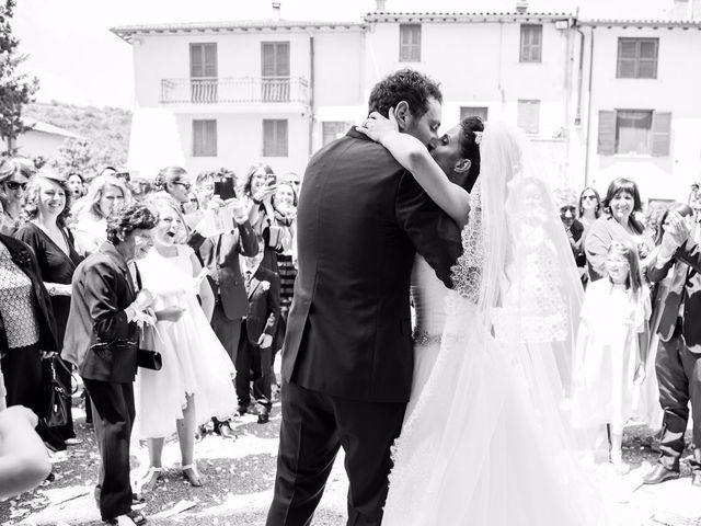 Il matrimonio di MANUEL e MARTINA a Norcia, Perugia 43