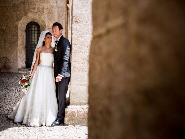 Il matrimonio di MANUEL e MARTINA a Norcia, Perugia 46