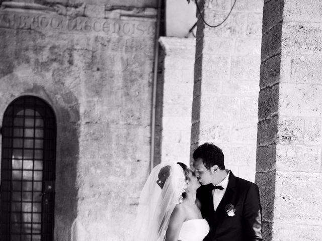 Il matrimonio di MANUEL e MARTINA a Norcia, Perugia 47
