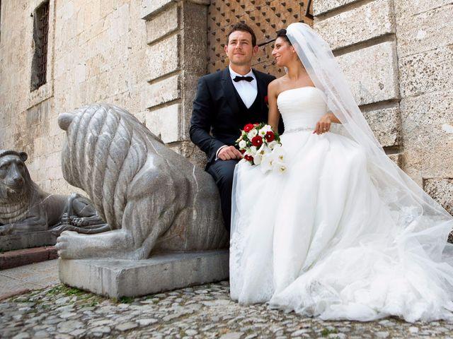Il matrimonio di MANUEL e MARTINA a Norcia, Perugia 48