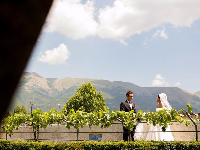 Il matrimonio di MANUEL e MARTINA a Norcia, Perugia 50