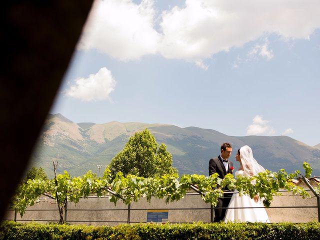Il matrimonio di MANUEL e MARTINA a Norcia, Perugia 51