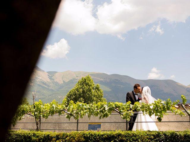 Il matrimonio di MANUEL e MARTINA a Norcia, Perugia 52