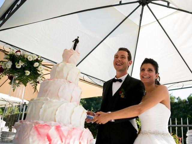 Il matrimonio di MANUEL e MARTINA a Norcia, Perugia 62