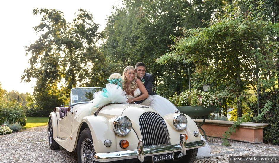 Il matrimonio di DAVIDE e SIMONA a Montichiari, Brescia