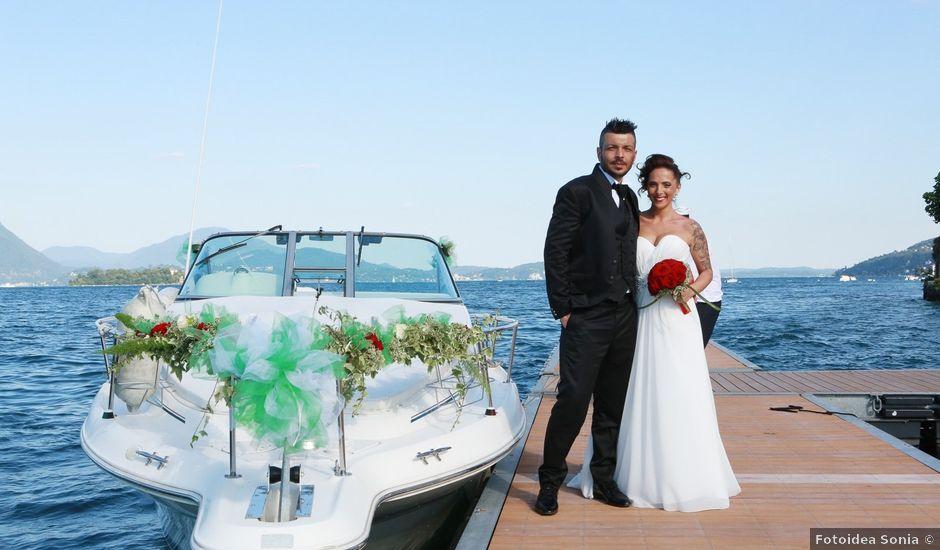 Il matrimonio di Francesco Paolo e Valentina a Baveno, Verbania