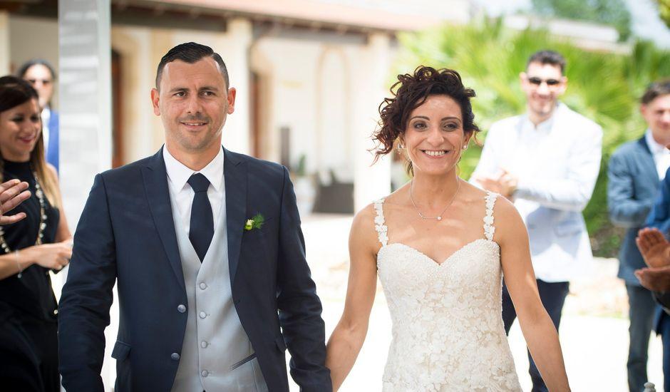 Il matrimonio di Angela e Martino a Palagiano, Taranto