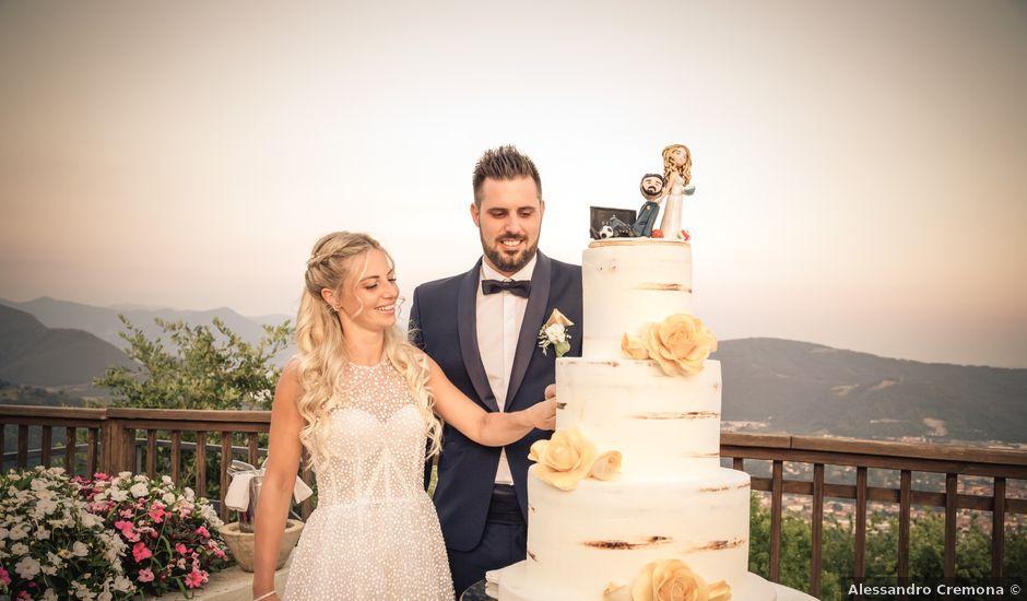 Il matrimonio di Luca e Ilaria a Foresto Sparso, Bergamo