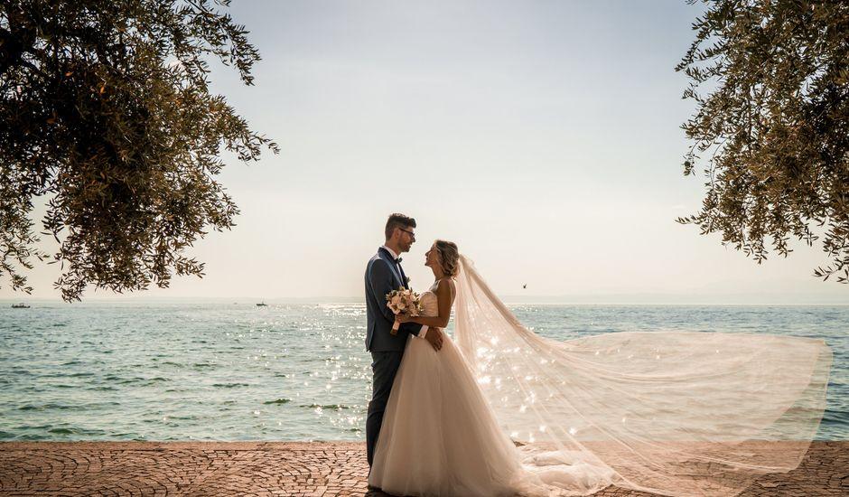 Il matrimonio di Antonio e Alessandra a Lazise, Verona