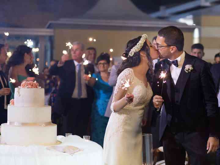 Le nozze di Marialucia e Paolo