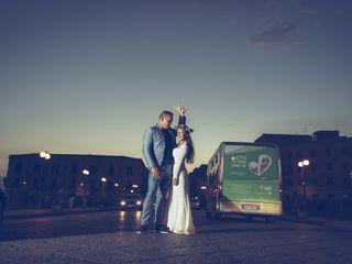 Le nozze di Johanna e Roger