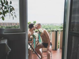 Le nozze di Andres e Vincenzo