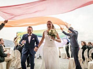 Le nozze di Jessica e Johannes