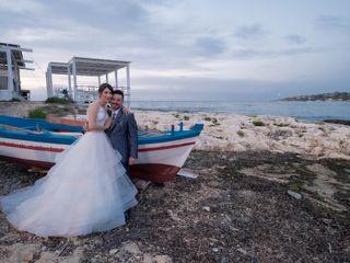 Le nozze di Jessica e Salvo