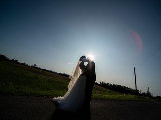 Le nozze di Sara e Rocco