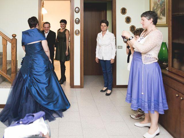 Il matrimonio di Valerio e Silvia a Lomagna, Lecco 16