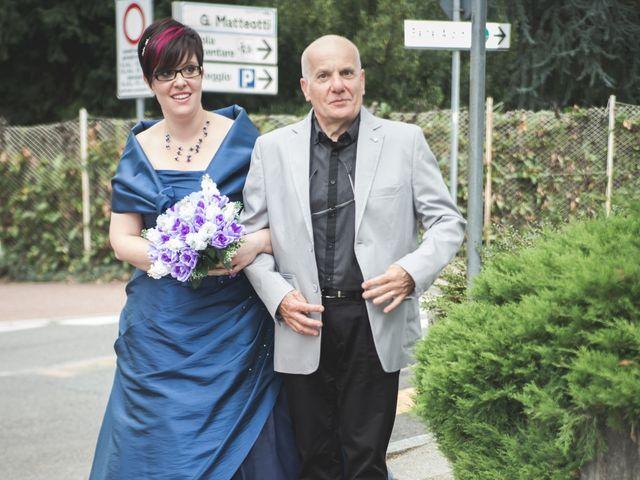 Il matrimonio di Valerio e Silvia a Lomagna, Lecco 28