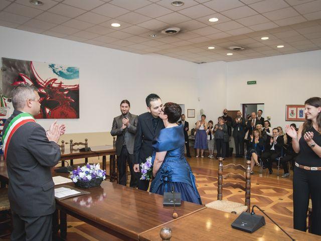 Il matrimonio di Valerio e Silvia a Lomagna, Lecco 31