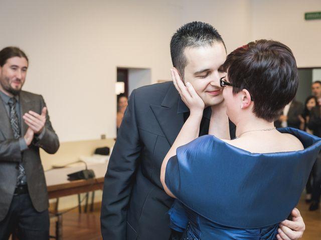 Il matrimonio di Valerio e Silvia a Lomagna, Lecco 34