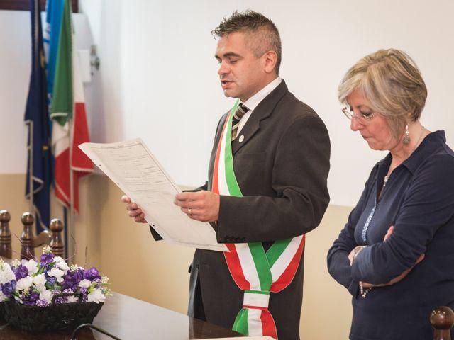 Il matrimonio di Valerio e Silvia a Lomagna, Lecco 36