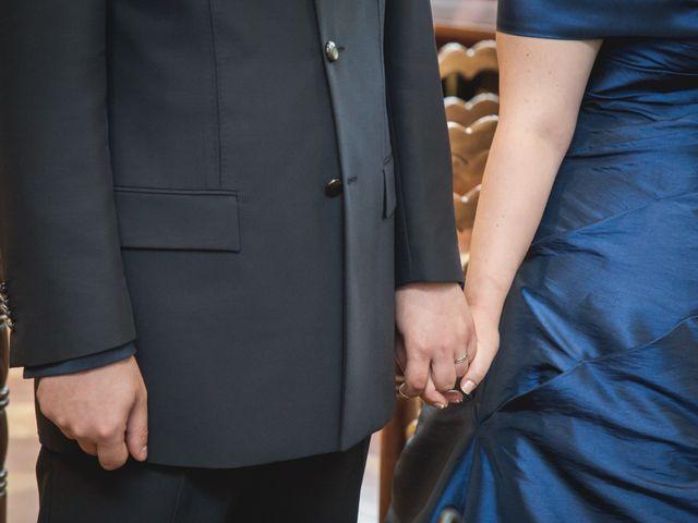 Il matrimonio di Valerio e Silvia a Lomagna, Lecco 37