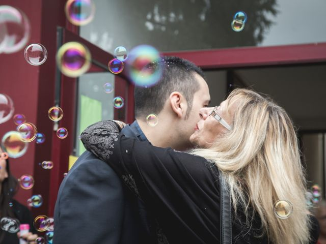 Il matrimonio di Valerio e Silvia a Lomagna, Lecco 41