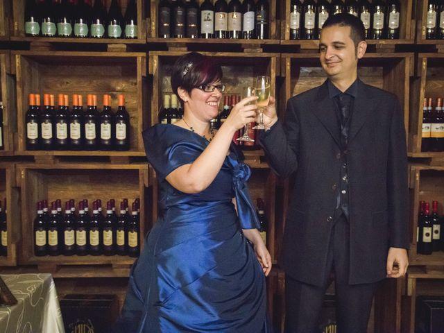 Il matrimonio di Valerio e Silvia a Lomagna, Lecco 57